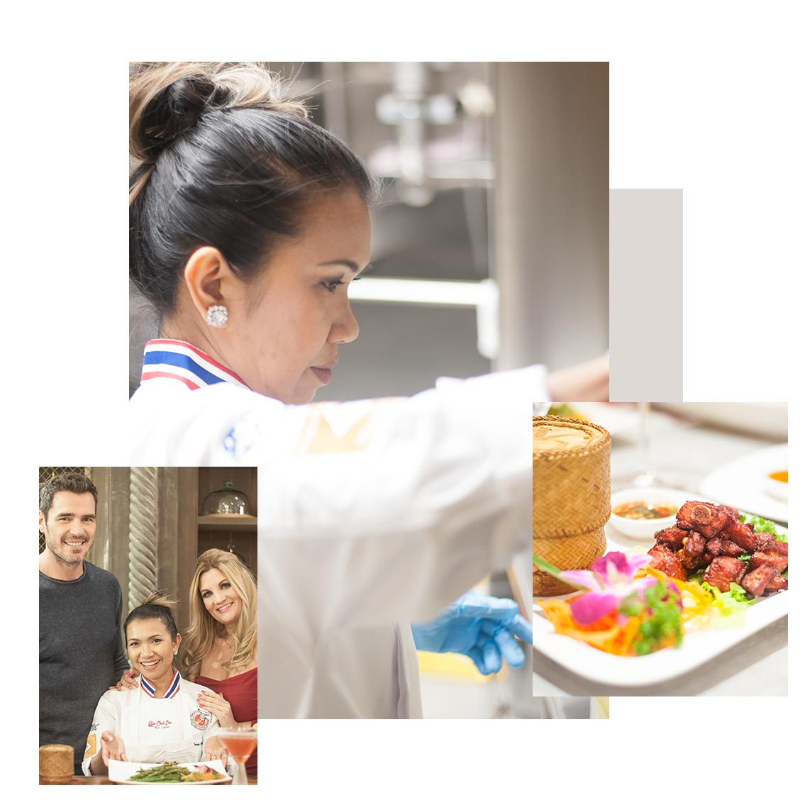 Chef Parinya